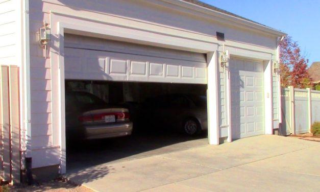 5 Reasons Your Garage Doors Don't Work