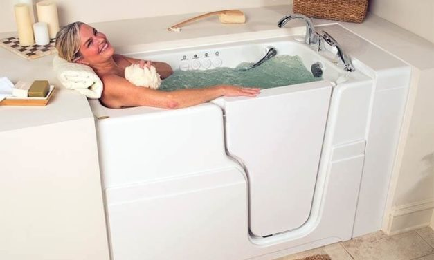 Are Walk-in Tubs Good for Seniors?