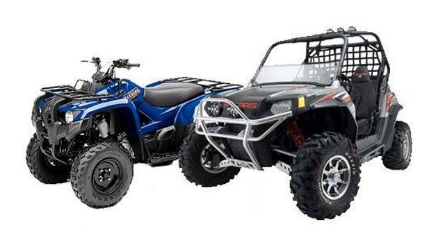 What's the Difference between ATV and UTV?